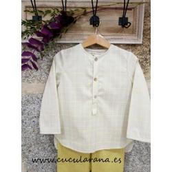 Camisa Niño Fluor Mia y lia