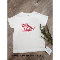 Camiseta Niño CADIZ La...